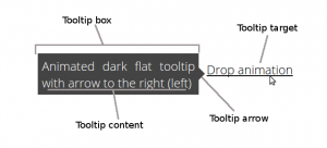 CSS Tooltip Components