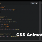 CSS Animation tutorial