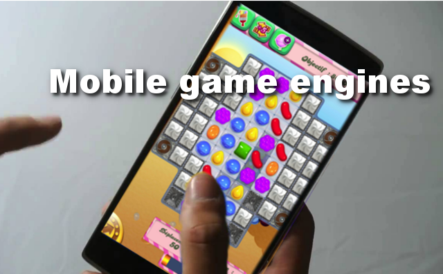 mobile game development frameworks