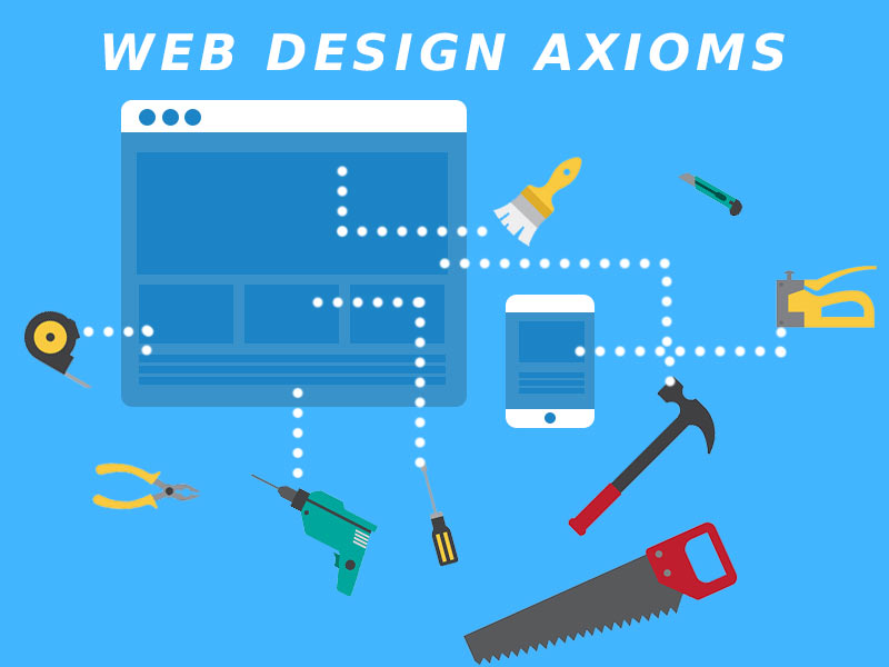web design axioms