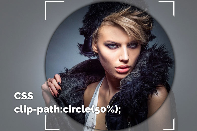 CSS Circle Image With clip-path