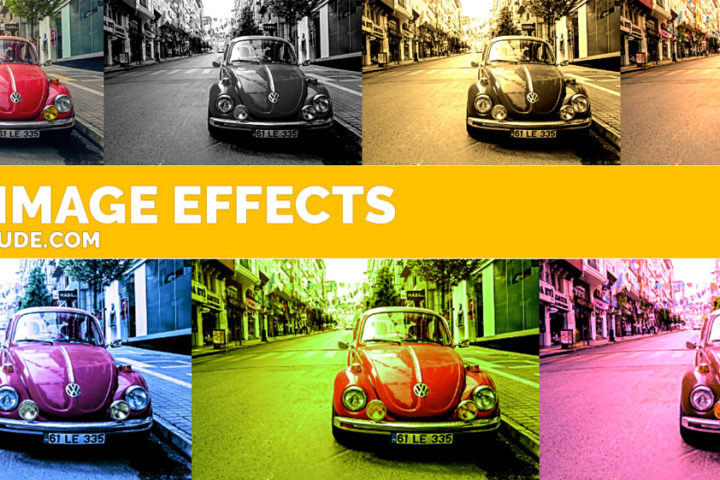 CSS Image Effects