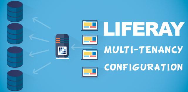 liferay multi tenancy configuration